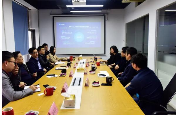 杭州市经信局、科技局一行到访又拍云 中央净水器价格