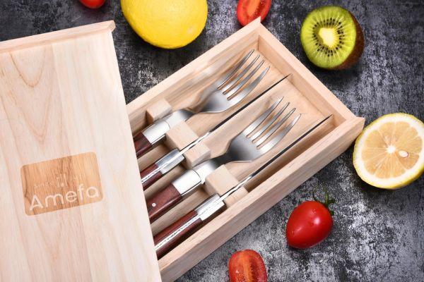 Amefa:百年品质,铸就荷兰国宝级餐具品牌