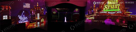 国庆黄金周,来杭州全息剧院,解锁黑科技
