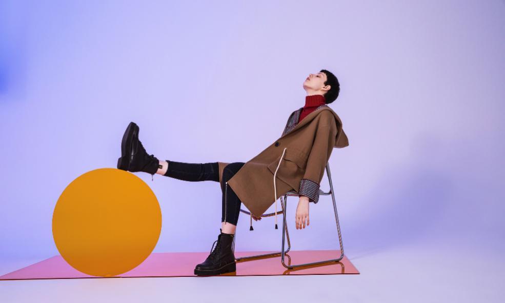 Marisfrolg.SU玛丝菲尔素时装绘,色彩和线条构造生活艺术